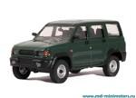 УАЗ 3162 Симбир (зеленый)