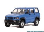 УАЗ 3162 Симбир (синий)