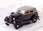 ГАЗ 61 фаэтон (черный)