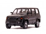 УАЗ 3162 Симбир (черный)