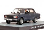 Lada 2105 «The Living Daylights» (dark blue)