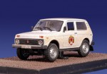 Lada Niva «The World Is Not Enough» (white)