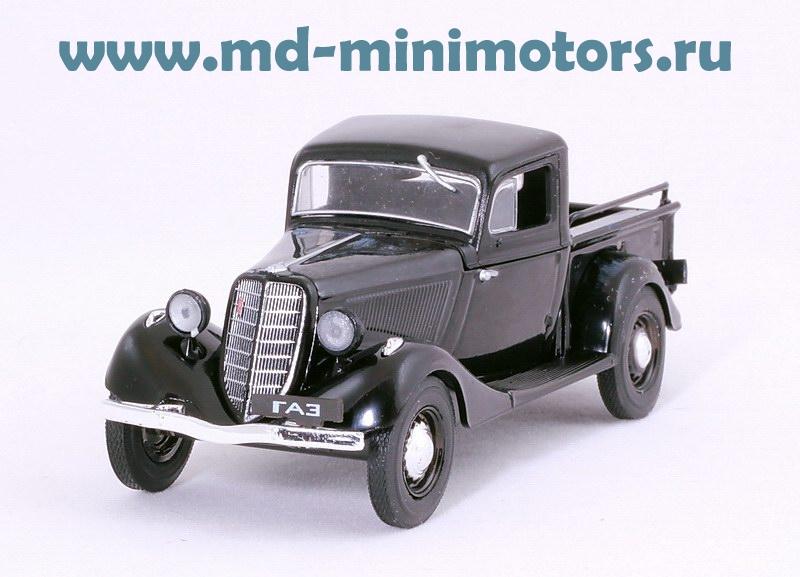 ГАЗ М415, Автолегенды СССР вып. №78