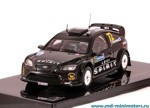 Ford Focus RS WRC08 #72 M. Therman - J. Perala Rally Finland 2009
