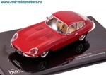 Jaguar E-Type First Coupe sold in Luxembourg 1981 (red)