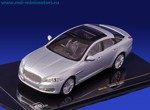 Jaguar XJ 2011 (silver)
