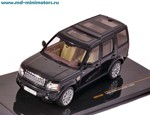 Land Rover Discovery 4 2010 (black)