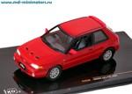 Mazda 323 GTR 1991 (red)