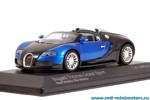 Bugatti Veyron Grand Sport 2010 (blue)