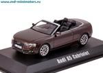 Audi A5 Cabriolet 2012 (brown met)
