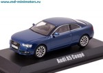 Audi A5 Coupe 2012 (blue met)