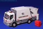 Renault Premium «Derichebourg» (Мусоровоз) 2006 (white)
