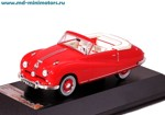 Austin A90 Antlantic Convertible 1949 (red)