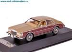 Cadillac Seville «Elegante» 1980 (gold-brown)