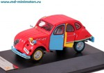 Citroen 2CV Picasso 2007 (red)