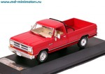 Dodge RAM 1987 (red)