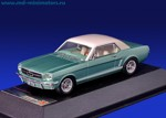 Ford Mustang 1965 (met green)