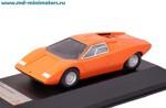 Lamborghini Countach Prototype 1971 (orange)