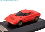 Lancia Stratos HF Prototype Torino Motor Show 1971 (red)