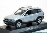BMW X3 (silver)