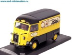 Citroen HY 80th anniversary (black yellow)