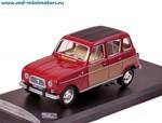 Renault 4L 1964 (bordo)