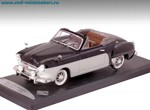 Renault Fregate 1956 (grey black)
