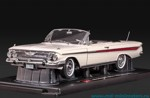 Chevrolet Impala Open Convertible (White) 1961