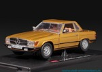 Mercedes-Benz 350SL Hard Top Coupe (Icon Gold) 1977