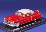 Cadillac Eldorado Closed Convertible 1953 (red)