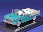 Chevrolet Bel Air Open Convertible 1955 (aquamarine)