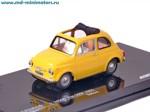 Fiat 500 F 1965 (Yellow)