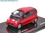 Mitsubishi iMiEV Electric Car 2009 (red)