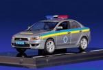 Mitsubishi Lancer X - Ukraine Police