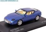 Aston Martin DB 7 Zagato 2005 (blue)