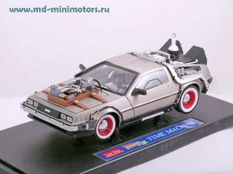 DeLorean «Back to the Future» (Part III)