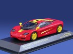 McLaren F1 HEKORSA Edition 1993 (red-yellow)