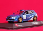Subaru Impreza WRX STI 2009 Rally Group N Presentation Car