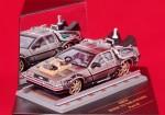 DeLorean DMC 12 Back to the Future Part III railroad version (из фильма Назад в будущее, ч. 3)