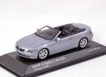 BMW 6-Series Cabriolet (E64) 2006 (silver)