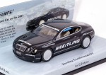 Bentley Continental GT - World Record Car On Ice 2007
