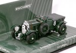 Bentley «Blower» 4 1/2 Litre Supercharged Benjafield / Ramponi 24H Le Mans