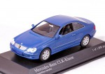 Mercedes-Benz CLK-Klassе (blue)