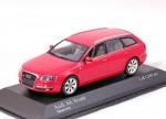 Audi A6 Avant (red)