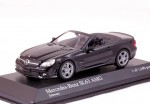 Mercedes-Benz SL63 AMG Cabrio (black)