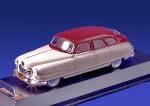 Nash Ambassador 1950 2-Tones