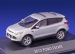 Ford Escape (Kuga) 2013 (silver)