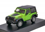 Jeep Wrangler 4x4 Rubicon 2012 (light green)
