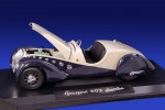 Peugeot 302 Darl �at 1937 (blue white)