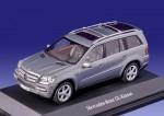 Mercedes-Benz GL-Klasse (silver)
